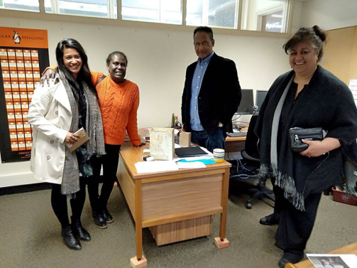 Part of the University of Canterbury (UC) Pacific community